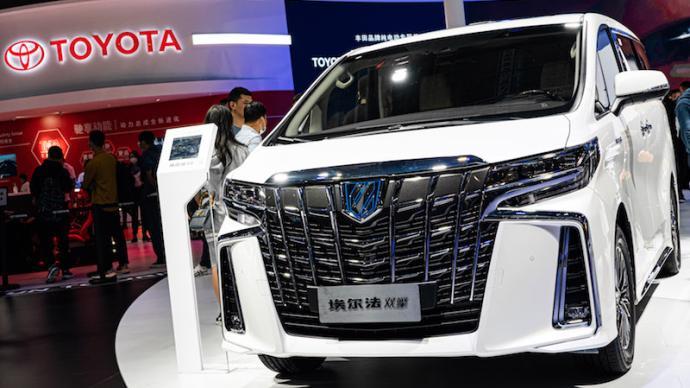 丰田在日本紧急召回超11万辆汽车,涉39款车型均今年生产