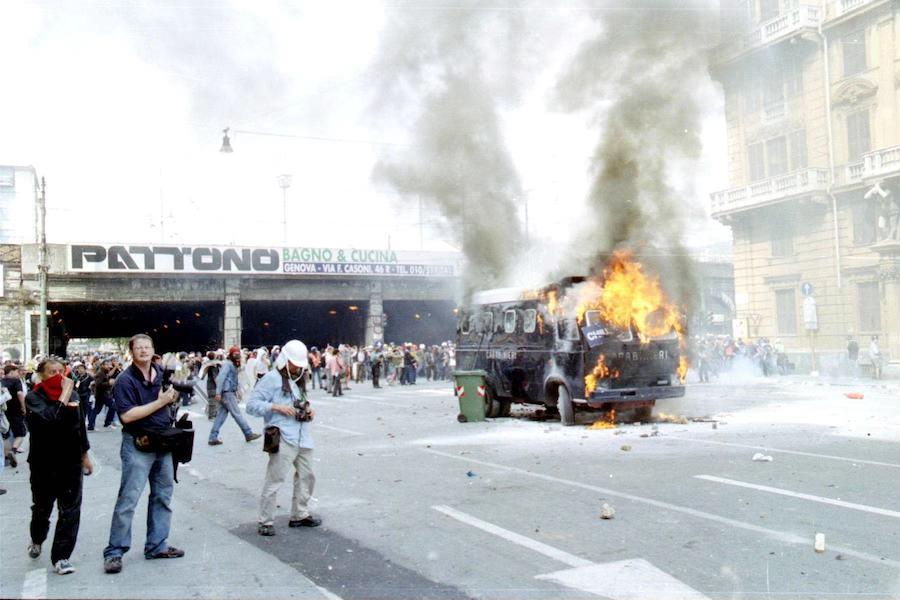2001年热那亚抗议