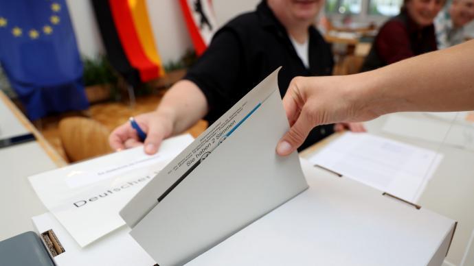 西索欧洲评论|大选后,德国新政府最现实组阁方式只剩两种