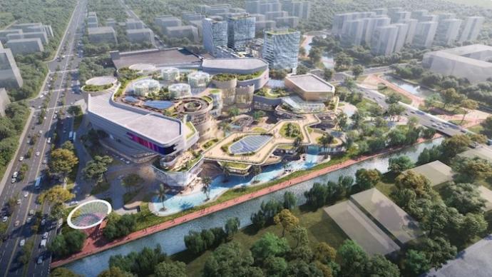 """多重项目发力,印力上海开启""""未来IN势力"""""""