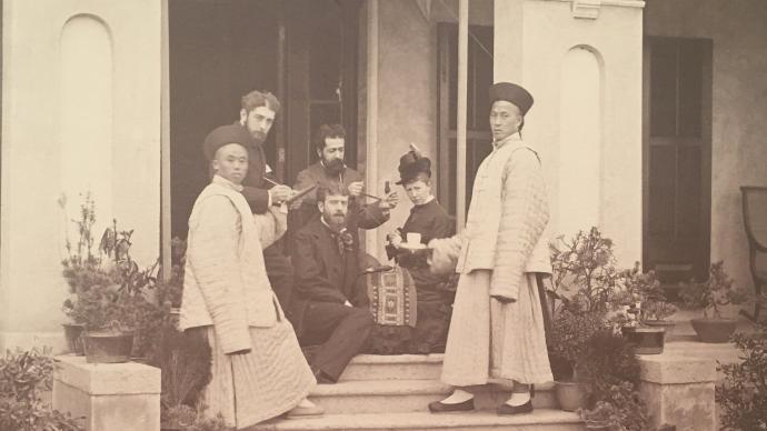 看展览|西班牙的中国梦:历史影像中的百年变迁