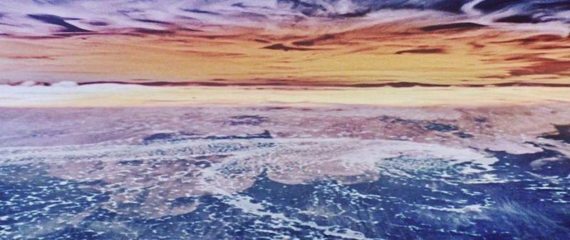 电影中索拉里斯星上的大海