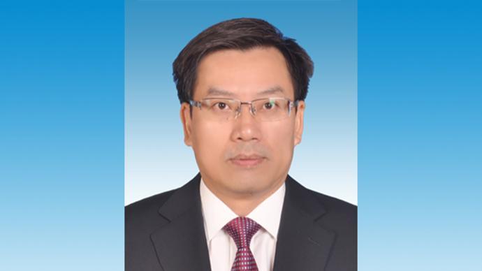 刘惠已任安徽省人民政府党组副书记