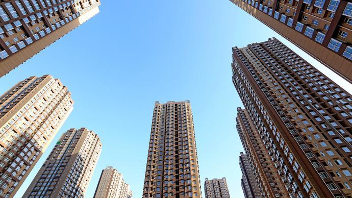 国际评级机构下调多家中国房企评级至负面:再融资风险较高