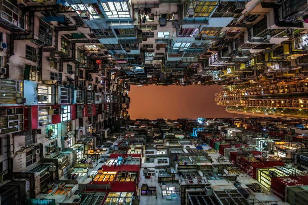 香港©Laurent Dequick