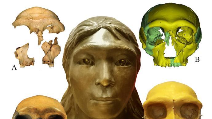 安徽省华龙洞遗址发现东亚地区最早的准现代人
