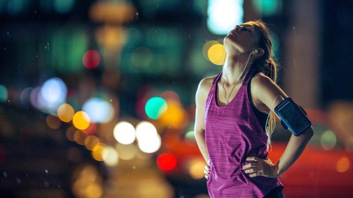 这道跑步选择题你会吗:何时逼自己坚持?何时停止训练?