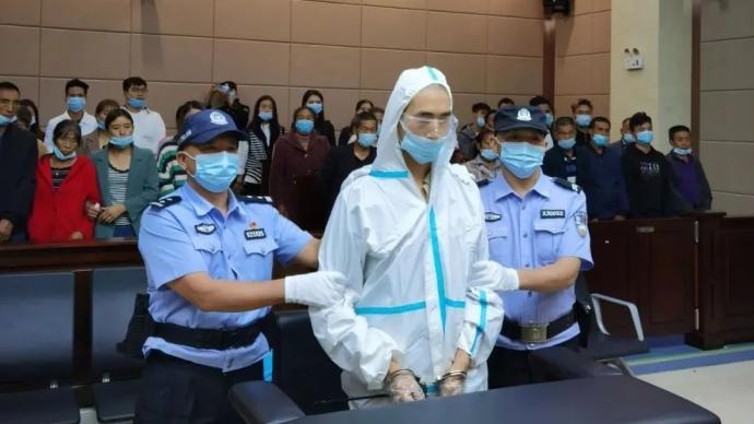 贵州瓮安一男子因感情纠纷故意杀人,一审被判死刑