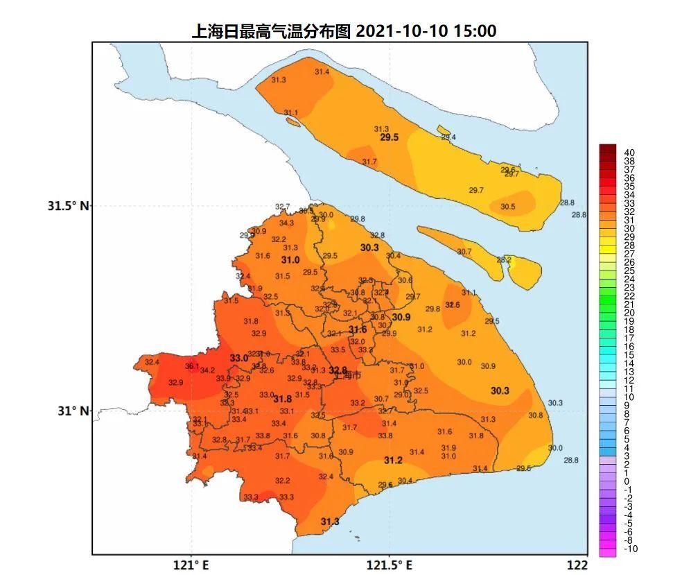 降温了!冷空气今夜抵达上海,明天最高气温25℃-第2张图片-蓝狮娱乐