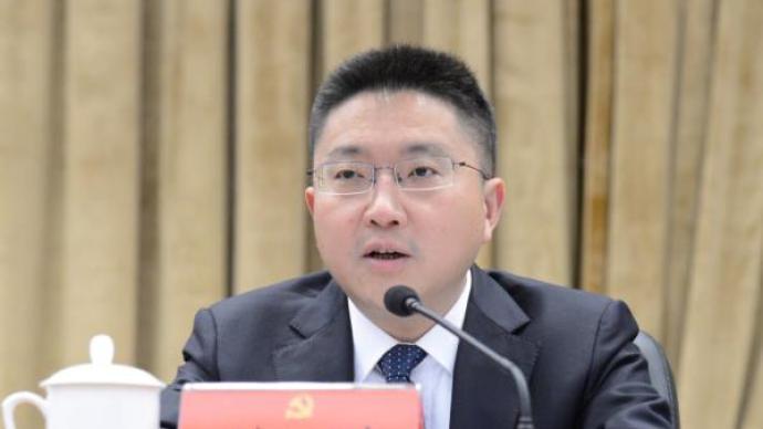 徐刚任天津河北区区委书记,2019年底从四川跨省交流而来