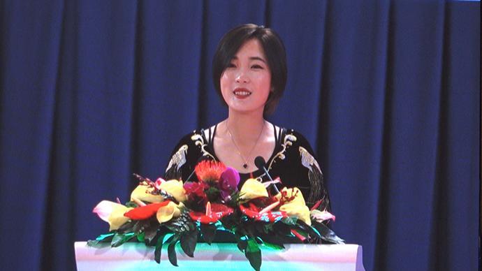 """""""河狸公主""""谈在COP15发言:百万中国青年环保努力获认可"""