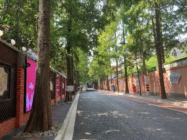 """上海70条道路入围""""精品示范路""""名单!有你家附近的吗?-第5张图片-蓝狮娱乐"""