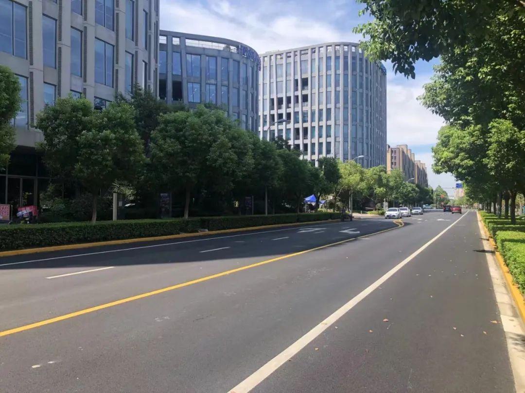 """上海70条道路入围""""精品示范路""""名单!有你家附近的吗?-第10张图片-蓝狮娱乐"""