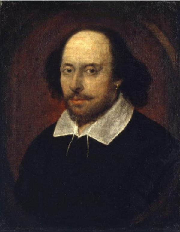 莎士比亚(1564-1616)