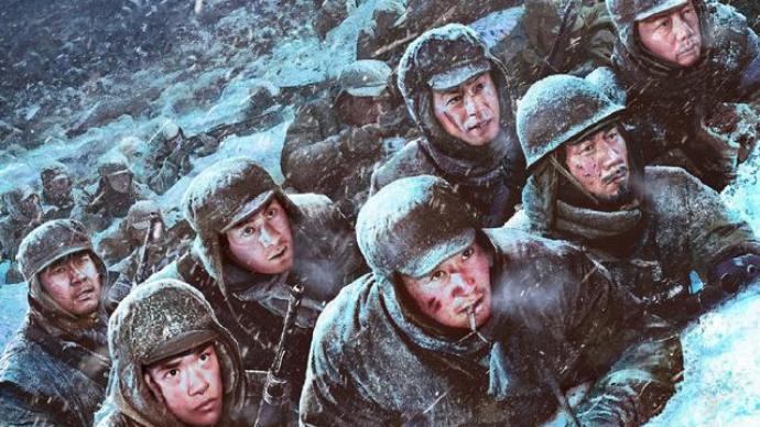 《长津湖》中国票房超《复仇者联盟4》,多家外媒关注