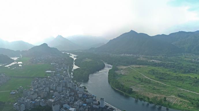 洞天寻隐·霍童山纪丨共饮一溪水:霍童溪流域的人群和生计方式
