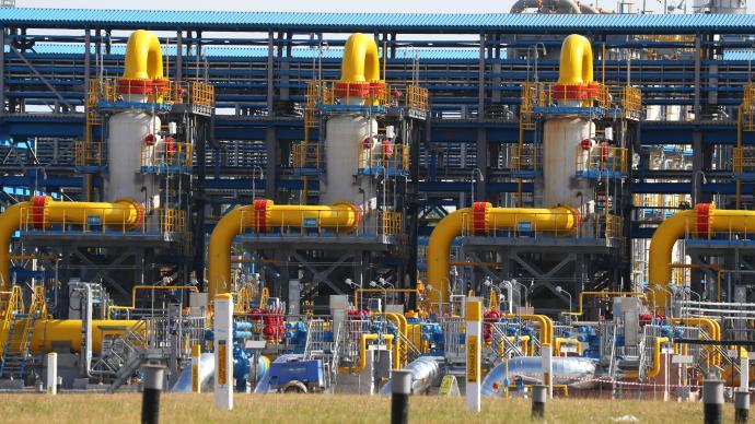 被指责抬高天然气价格,俄专家:欧洲天然气短缺不应归咎俄方