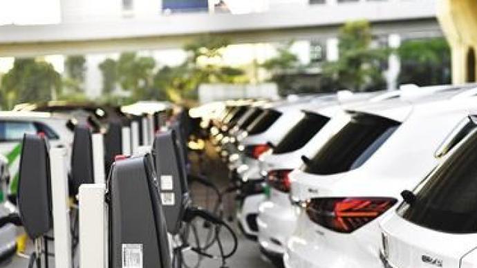 中质协:新能源汽车满意度首次与燃油车持平,服务优势明显