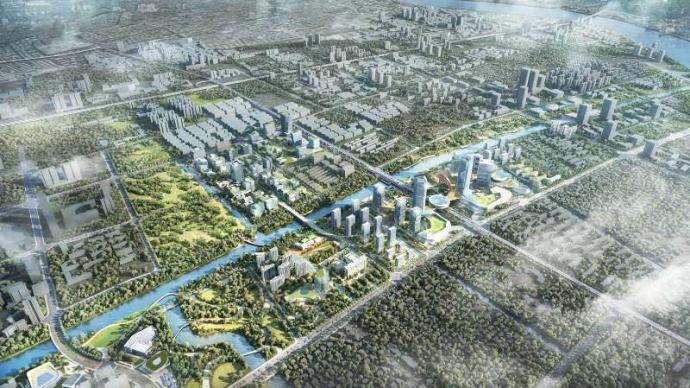 """81个项目计划实施,上海这个镇正谋划""""中部崛起"""""""