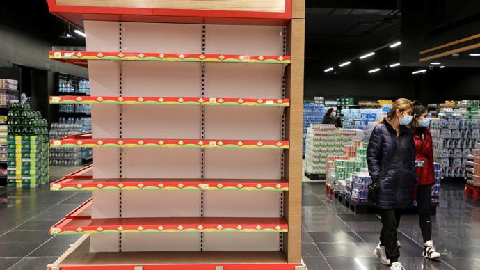 外媒:燃料危机导致食品成本上涨,黎巴嫩越来越多人难以饱腹