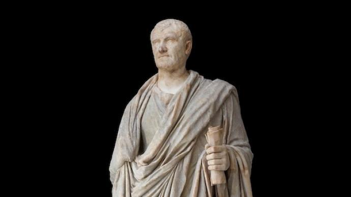 走近一位公民雕像,探寻古罗马的建成与荣光