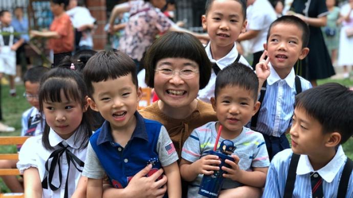 专访|十画:多读诗歌的孩子能更好地感知幸福