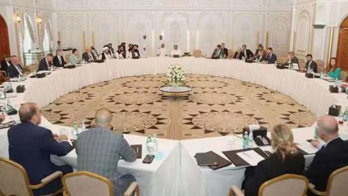 阿富汗塔利班与欧盟在多哈举行会谈