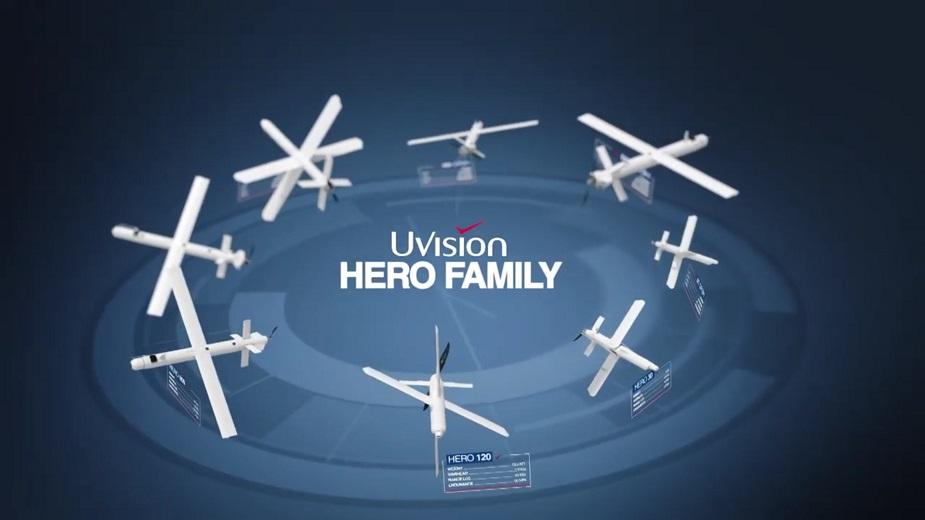 """""""英雄""""系列巡飞弹。"""