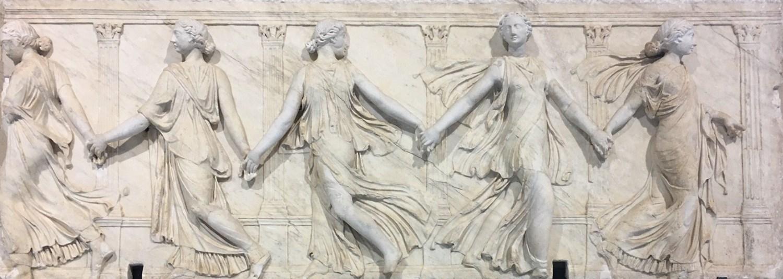 公元二世纪的舞者
