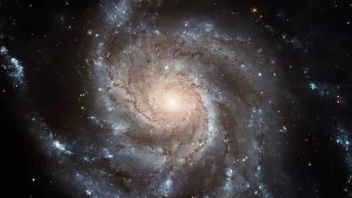 中科院紫金山天文台绘制精确的银河系旋臂结构图