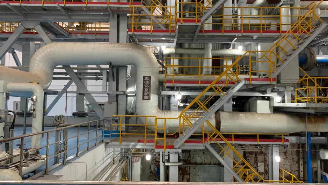上海崇明固废处理中心二期投入运行,预计每年发电1.4亿度