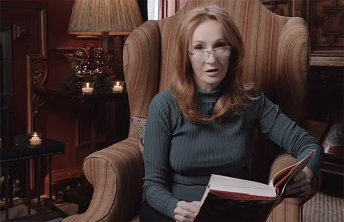罗琳阅读《圣诞小猪》选段