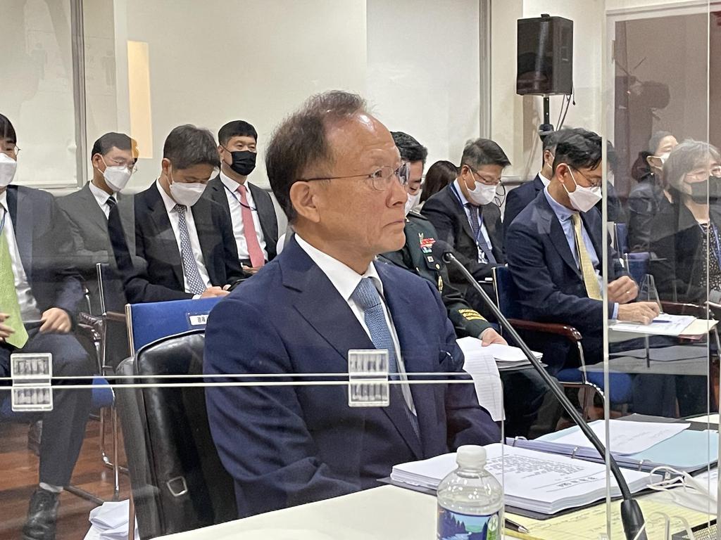 韩国驻美大使李秀赫。