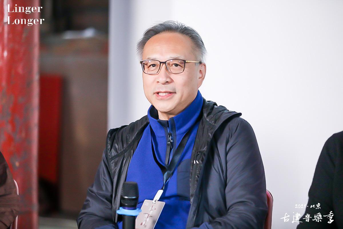 清华大学国家遗产中心主任吕舟教授