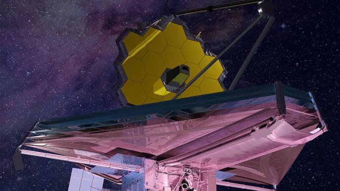 哈勃继任者、百亿美元的韦伯望远镜抵达南美,2个月后发射