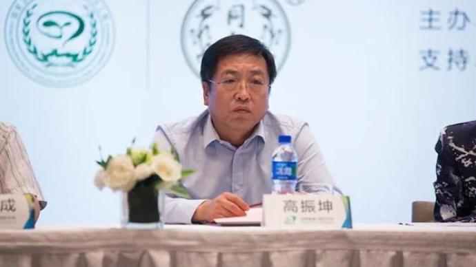 北京同仁堂原总经理高振坤被双开:私自扣留涉及纪律审查资料
