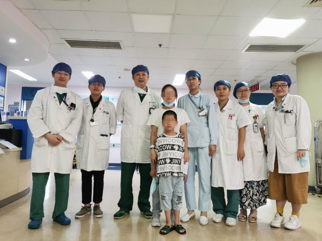 本文图片均为复旦大学附属儿科医院提供