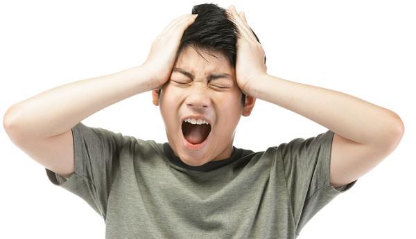 心理问答|孩子还肯对家人发脾气,不是一件太糟的事情