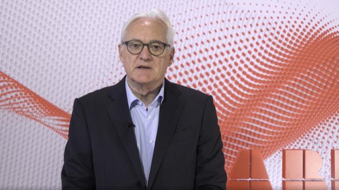 ABB集团董事长:中国市场潜力巨大,上海是设厂的理想选择