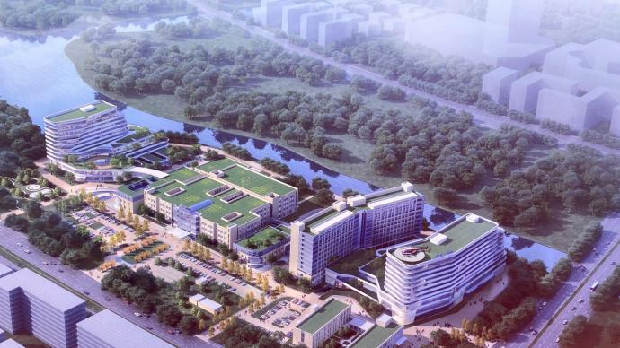 上海市五个新城民生工程集中开工,南汇新城项目投资超85亿