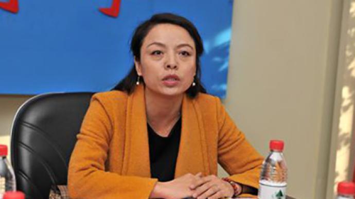 共青团甘肃省委书记蒋小丽已履新陇南市委副书记