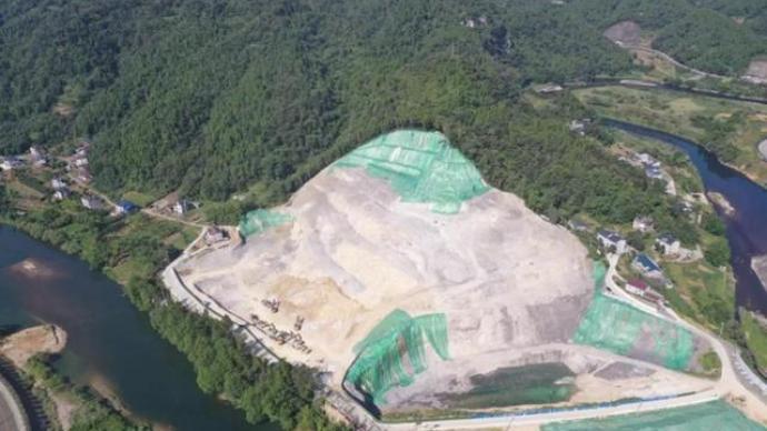 湖北长阳挖山采石:已立案侦查,正落实生态修复方案