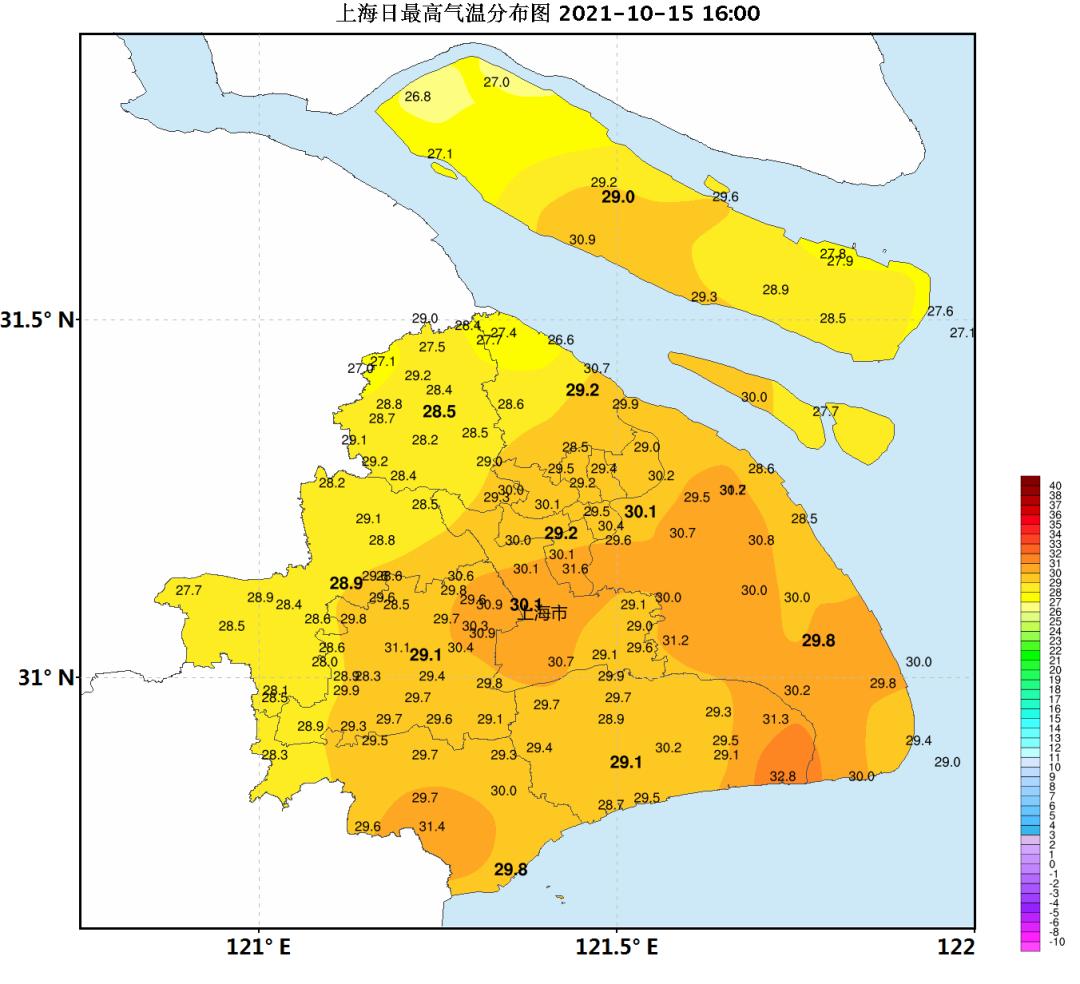 162天!上海或将告别最长的夏天,未来五天预计不超20℃
