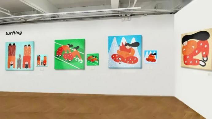 3天70场艺术表演,第五届思南城市空间艺术节开展