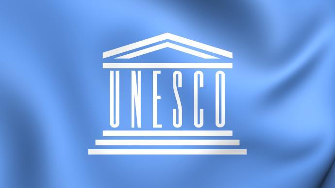 彭丽媛出席今年联合国教科文组织女童和妇女教育奖颁奖仪式