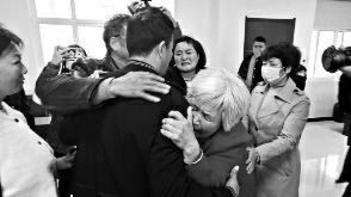 陕西男子3岁时走失家人苦寻未果,40年后终于一家团聚