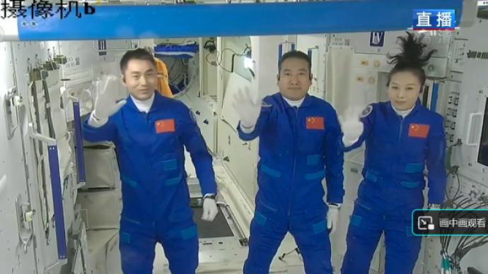 神舟飞船秋日再叩苍穹,中国空间站开启有人长期驻留时代
