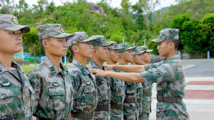 首批定向培养军士来了:3个月由青年学员转变为初级战斗员