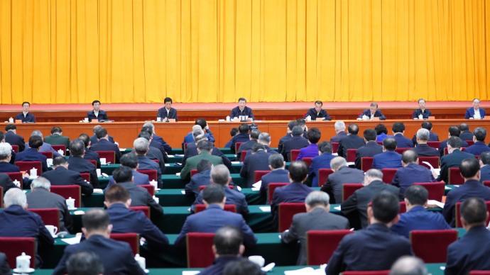 首次中央人大工作会议,总书记强调这些重大问题