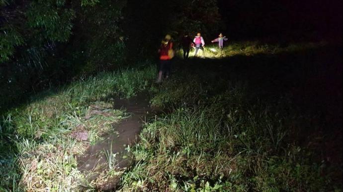台湾新北6人落水失踪后续:已设立5个搜索点,1个拦截点